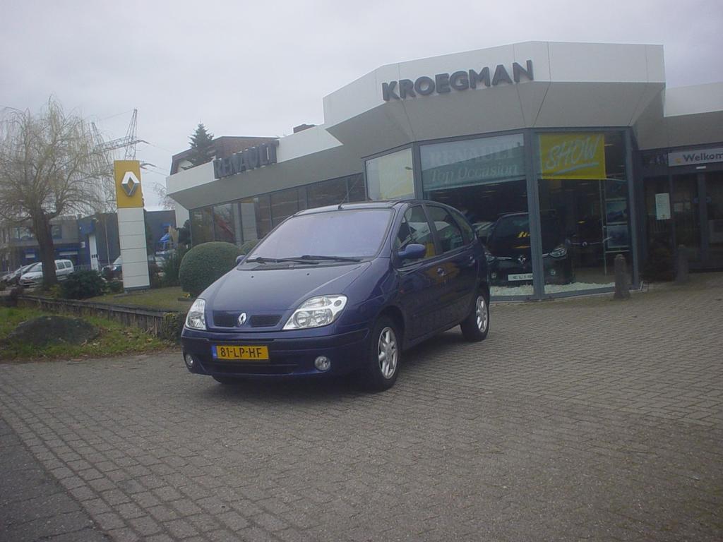 Renault Scénic 1.6 16v s