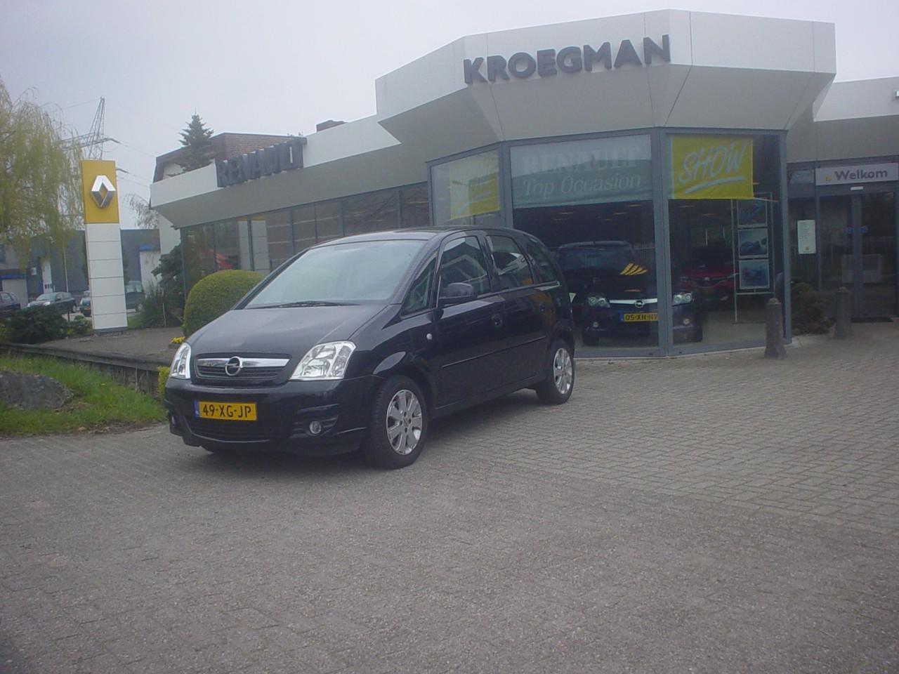 Opel Meriva 1.6 16v 77kw temptation