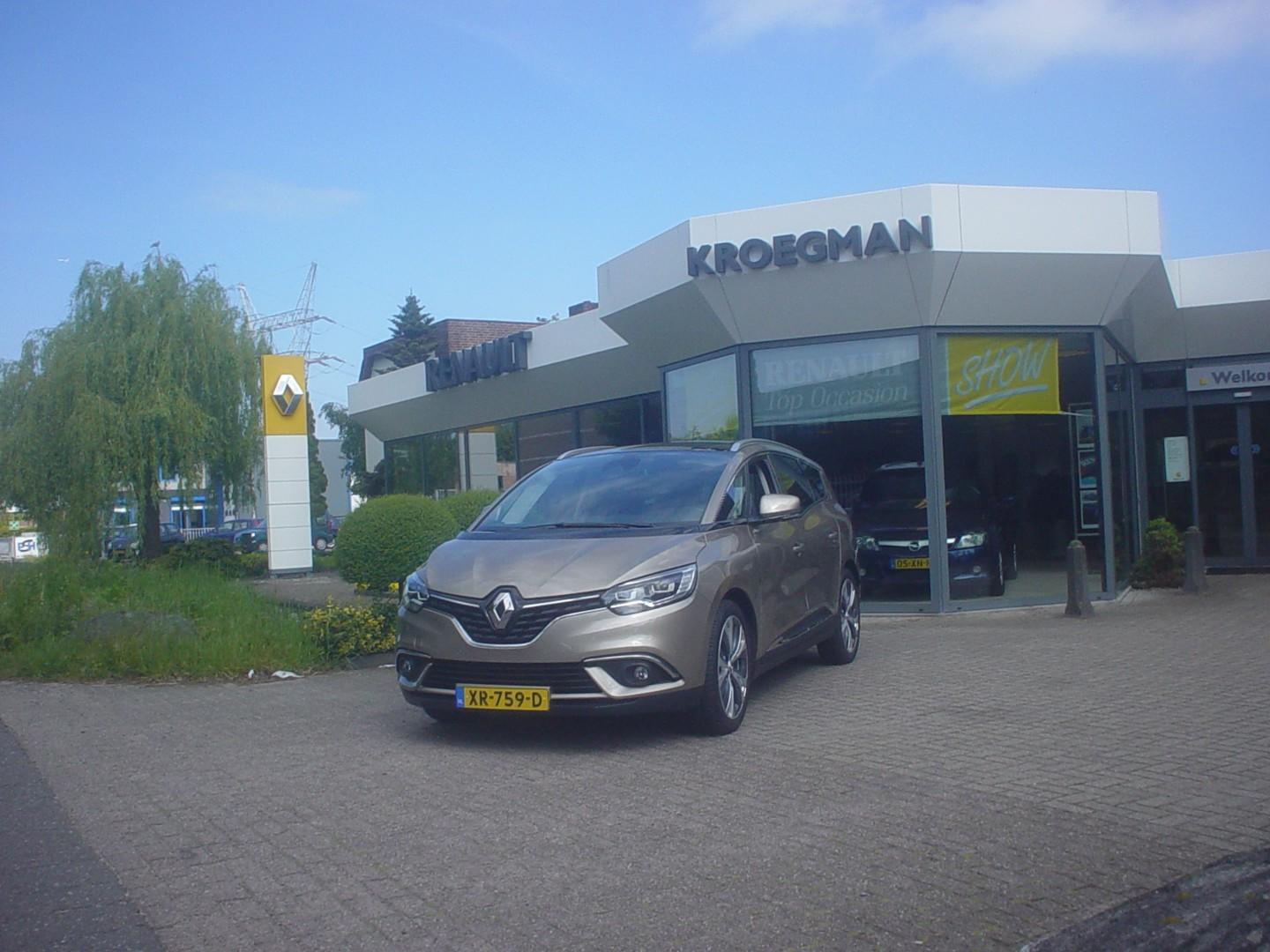 Renault Grand scénic 1.3 energy tce 140pk 7pl. intens