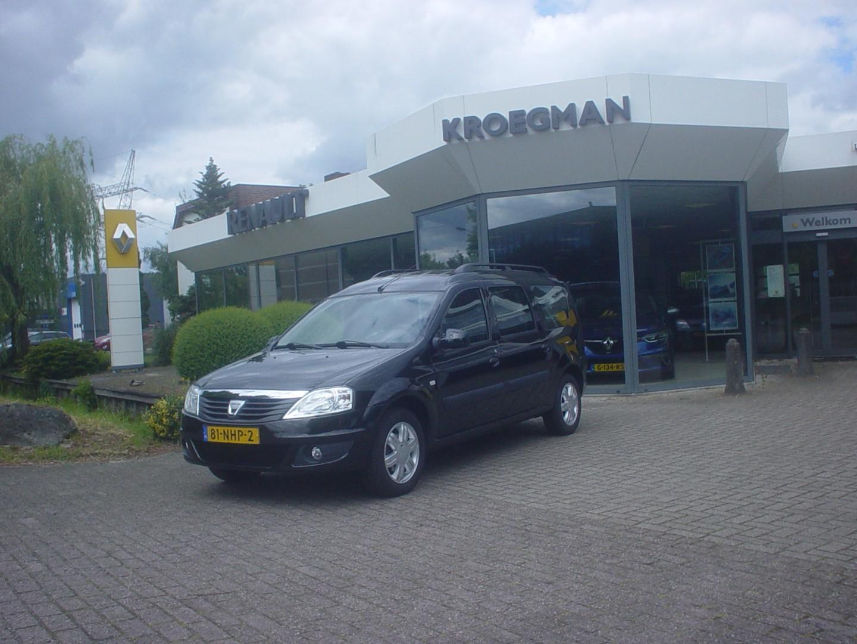 Dacia Logan 1.6 mpi 85 pk 5p