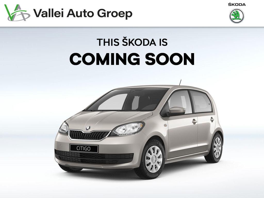 Škoda Citigo 1.0 60pk greentech ambition