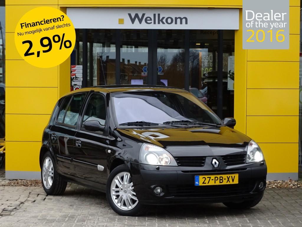 Renault Clio 1.6-16v 110pk 5-drs initiale