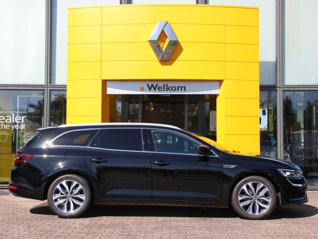 renault talisman estate dci 110pk intens bij abd abd renault. Black Bedroom Furniture Sets. Home Design Ideas