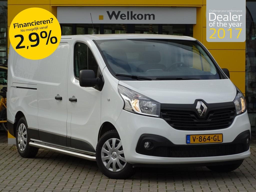 Renault Trafic 1.6 dci 125pk l2h1 comfort