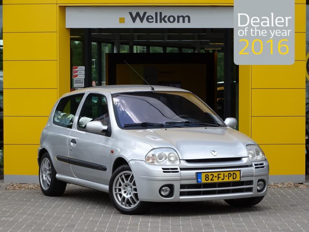 Renault Clio 2.0-16v rs 170pk