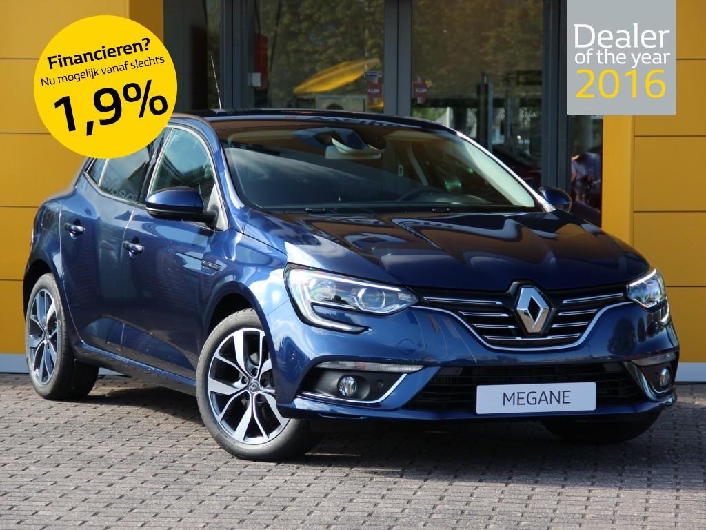 Renault Mégane Tce 130pk bose normaal rijklaar 28.720,- nu rijklaar 25.720,-