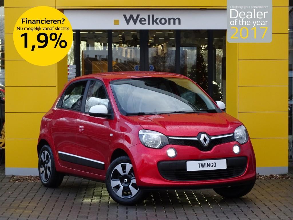 Renault Twingo Sce 70pk collection normaal rijklaar 13.680,- nu rijklaar 12.195,-