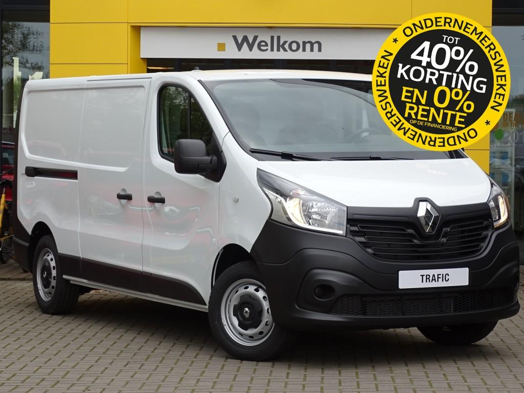 Renault Trafic 1.6 dci 95pk l2h1 générique goedkoopste van nederland
