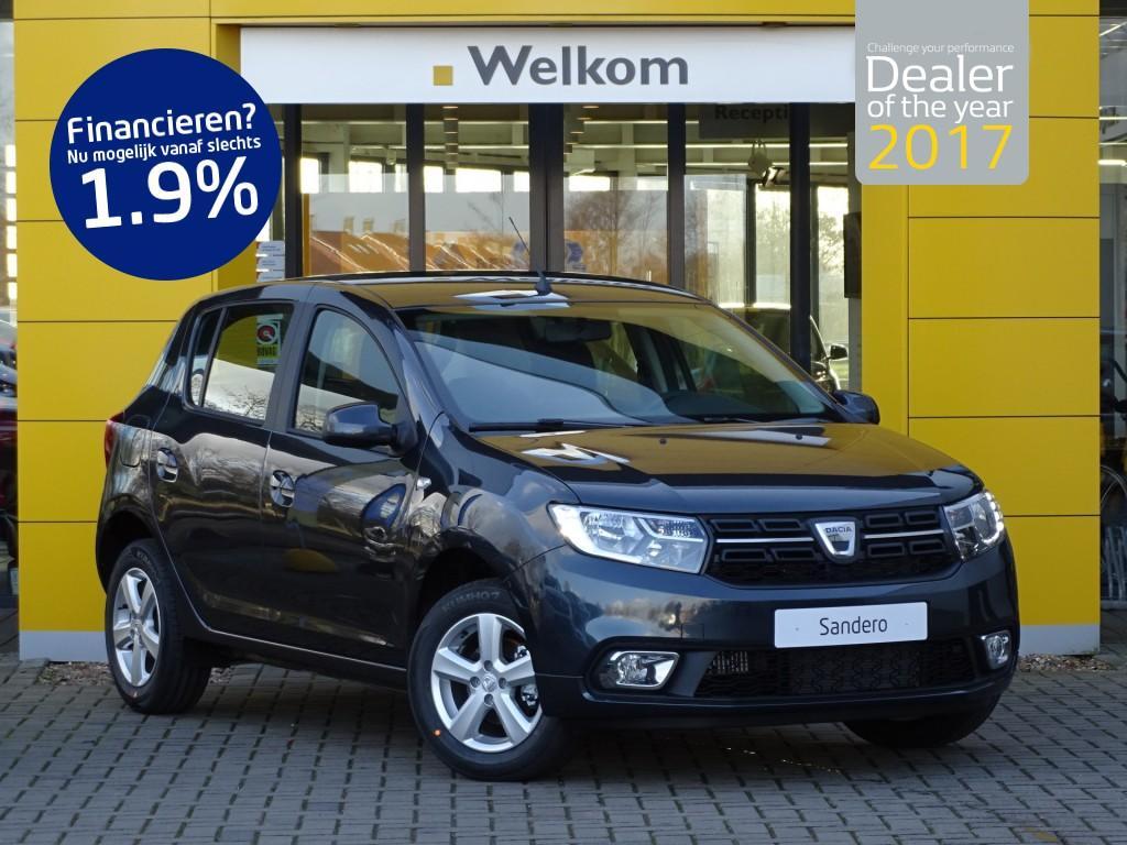 Dacia Sandero Tce 90pk sl royaal nieuw voorraad