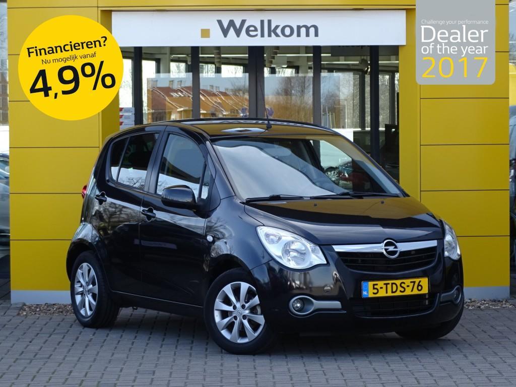Opel Agila 1.0 berlin