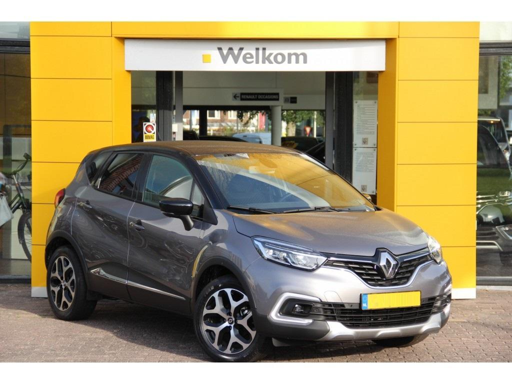 Renault Captur Tce 90pk intens prive lease prijs