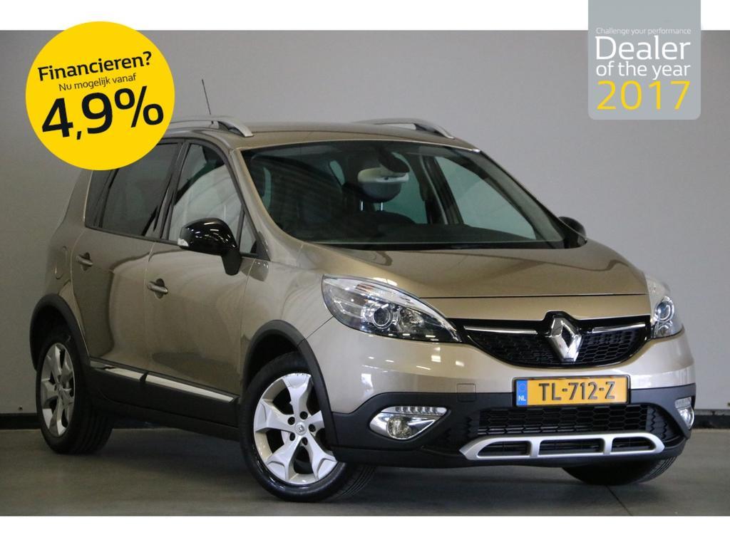 Renault Scénic 1.5 dci 110pk xmod