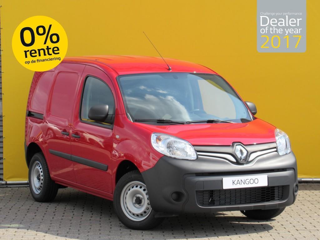Renault Kangoo 1.5 dci 75pk comfort abd actie van 16.350,- voor 12.450,-