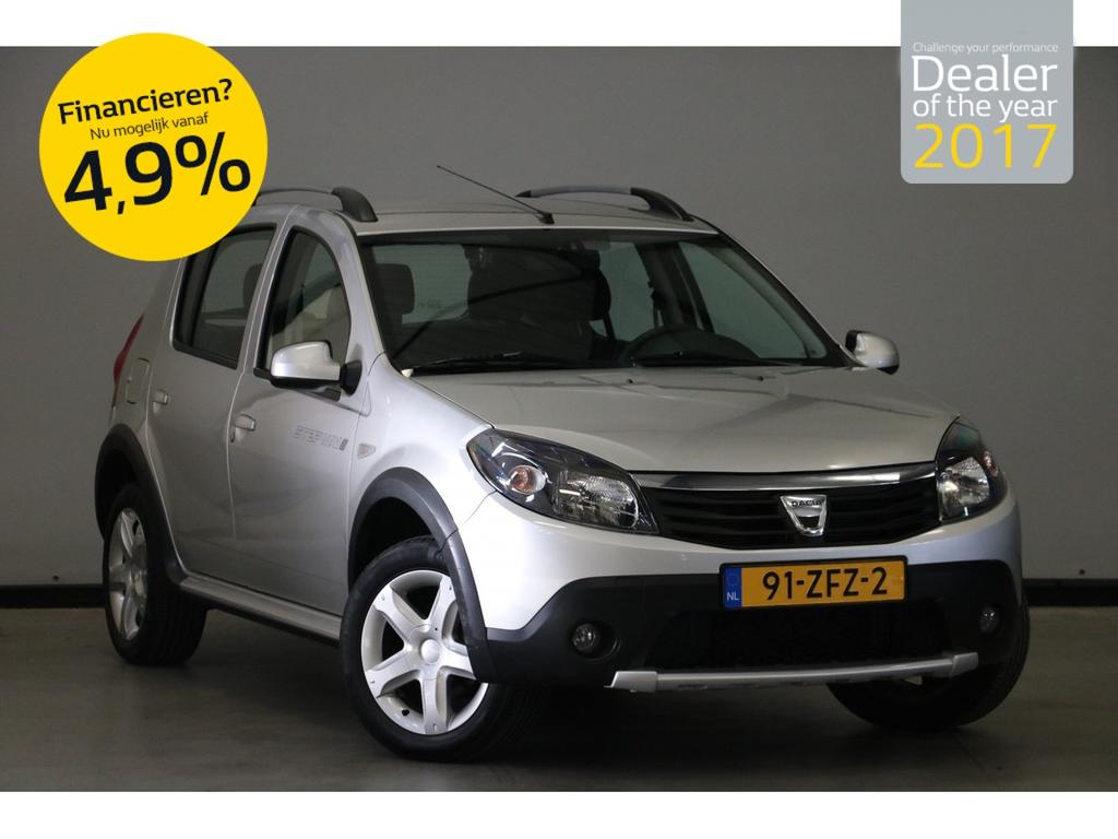 Dacia Sandero 1.6 stepway lpg