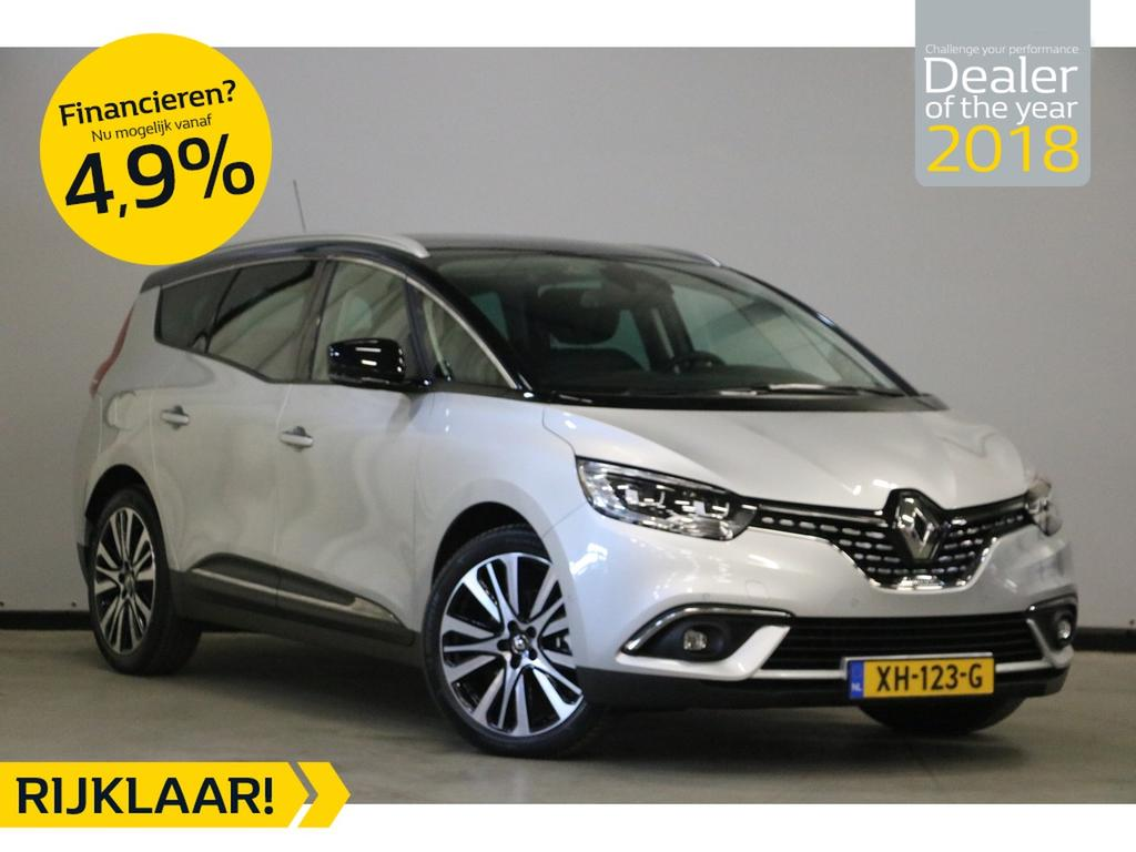 Renault Grand scénic 1.5 dci 110pk initiale paris 7-persoons