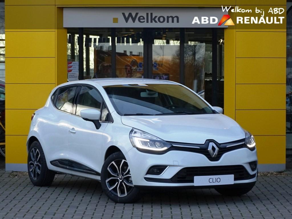 Renault Clio Tce 90pk intens private lease prijs