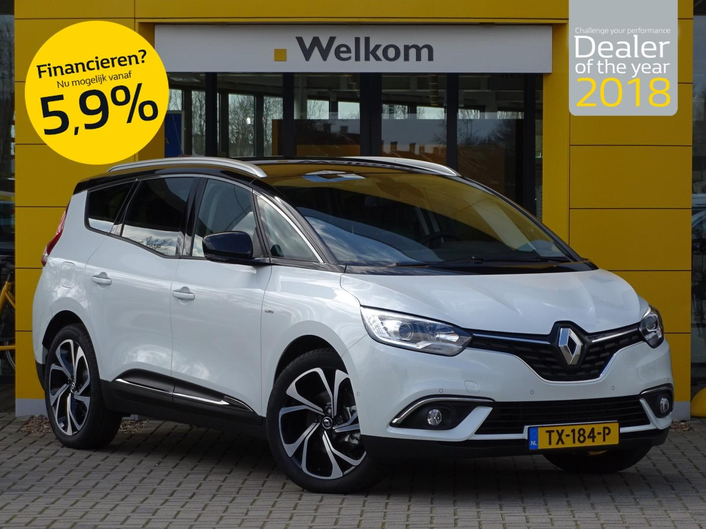 Renault Grand scénic 1.5 dci 110pk edc/aut.7 bose 7-persoons