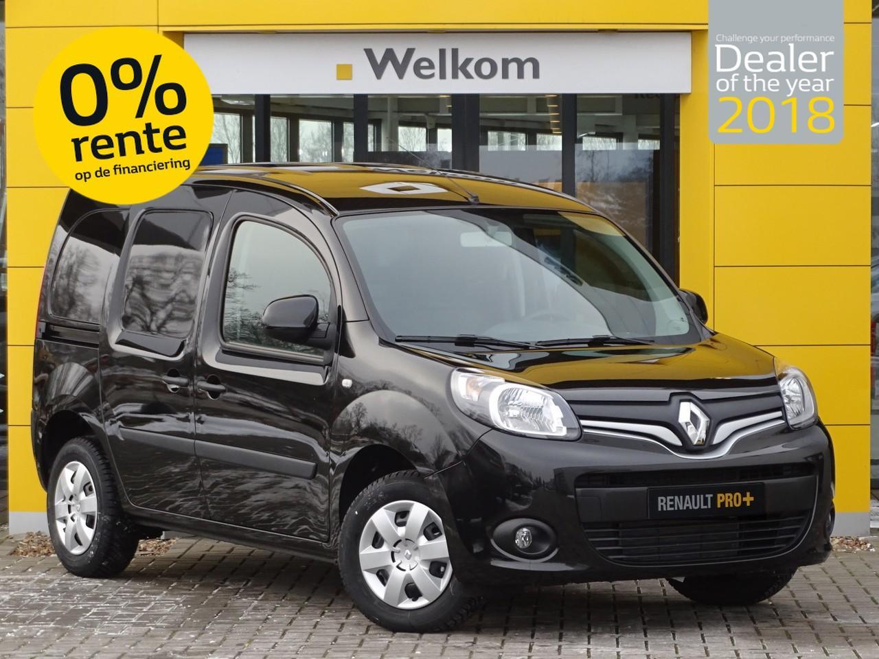 Renault Kangoo 1.5 dci 90pk work edition normaal rijklaar 17.180,- nu rijklaar 12.995,-