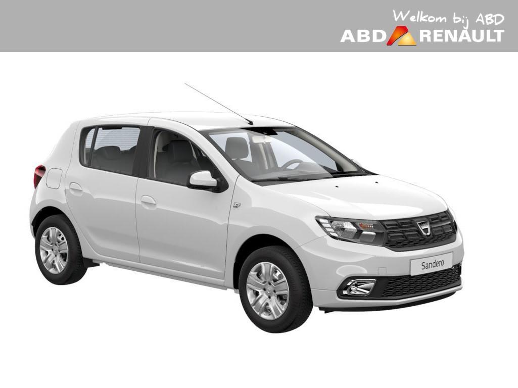 Dacia Sandero Sce 70pk private lease prijs