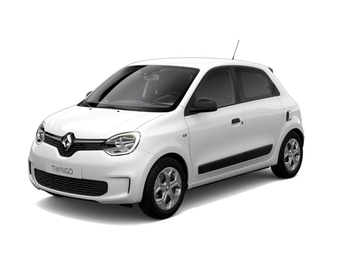 Renault Twingo Sce 70pk private lease prijs