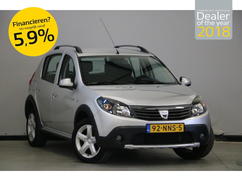 Dacia Sandero 1.6 90pk stepway