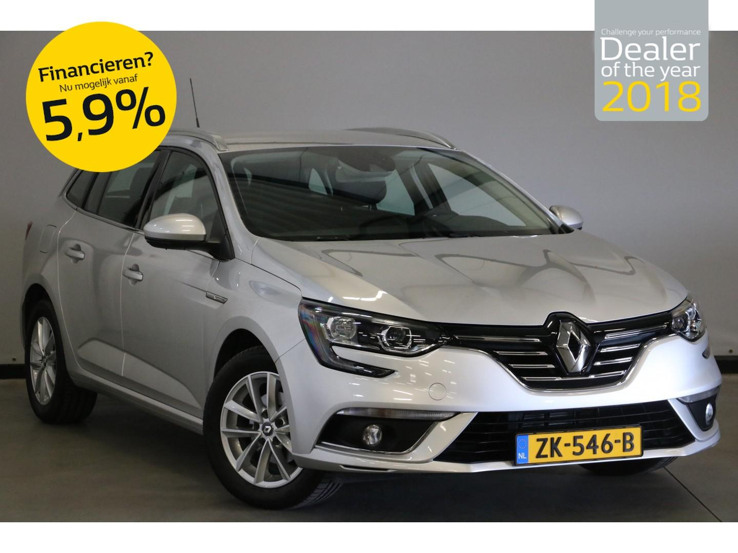 Renault Mégane Estate 1.5 dci 110pk intens
