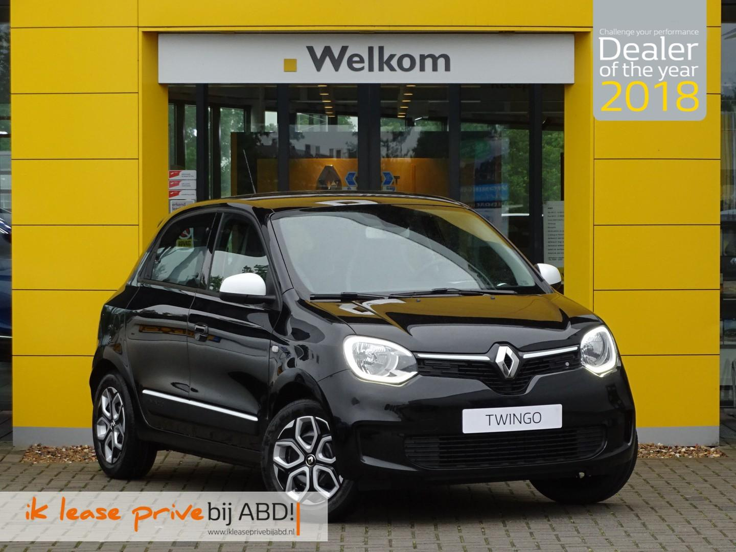 Renault Twingo Phase 2 sce 75pk collection private lease prijs