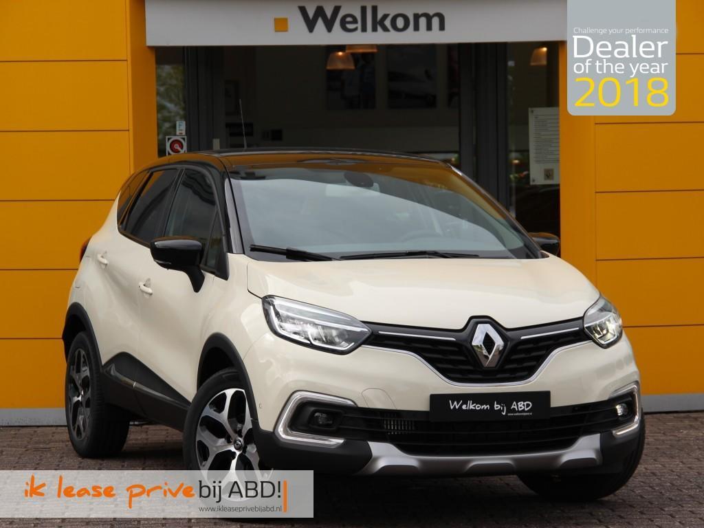 Renault Captur Tce 150pk edc/aut. intens private lease prijs
