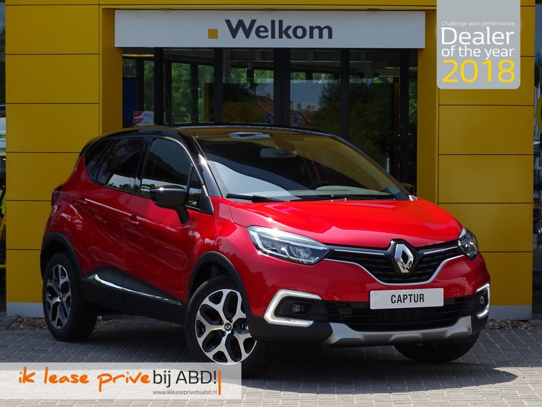 Renault Captur Tce 130pk intens private lease prijs
