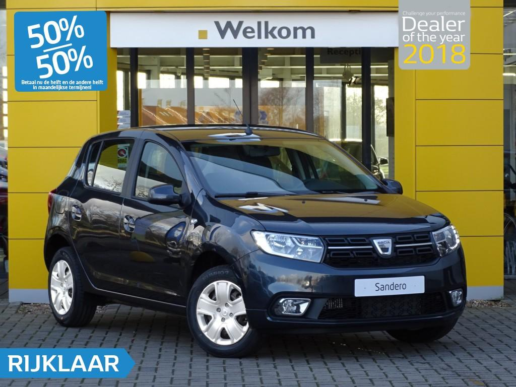 Dacia Sandero Tce 90pk bi-fuel laureate private lease prijs