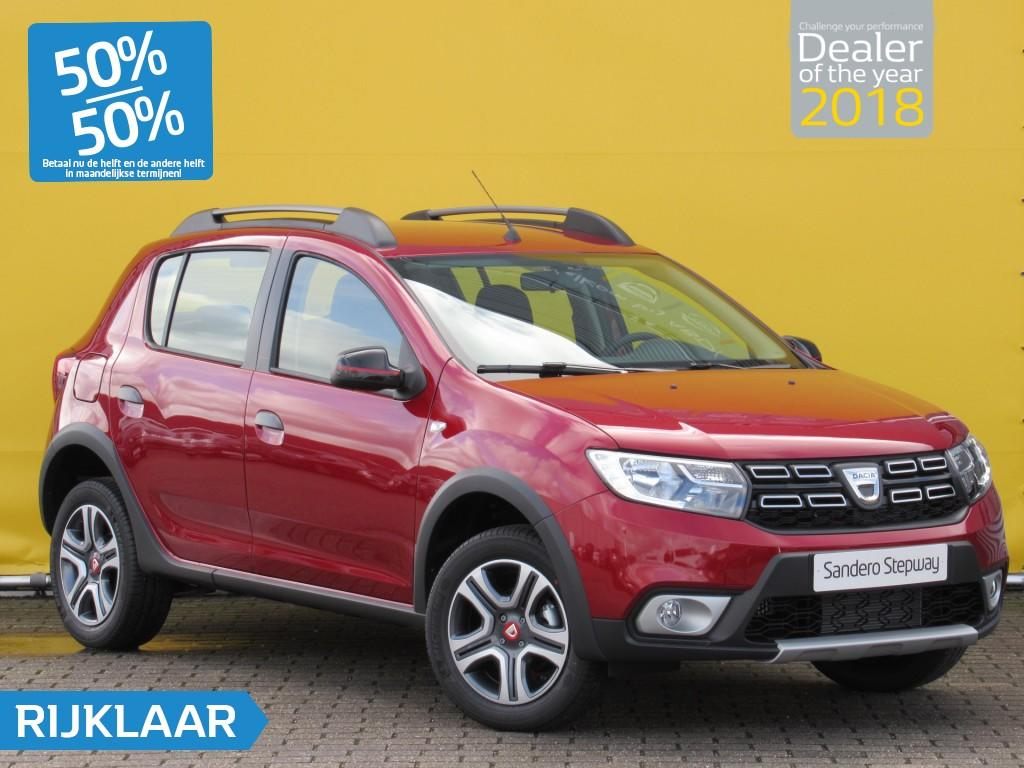 Dacia Sandero Tce 90pk tech road private lease prijs