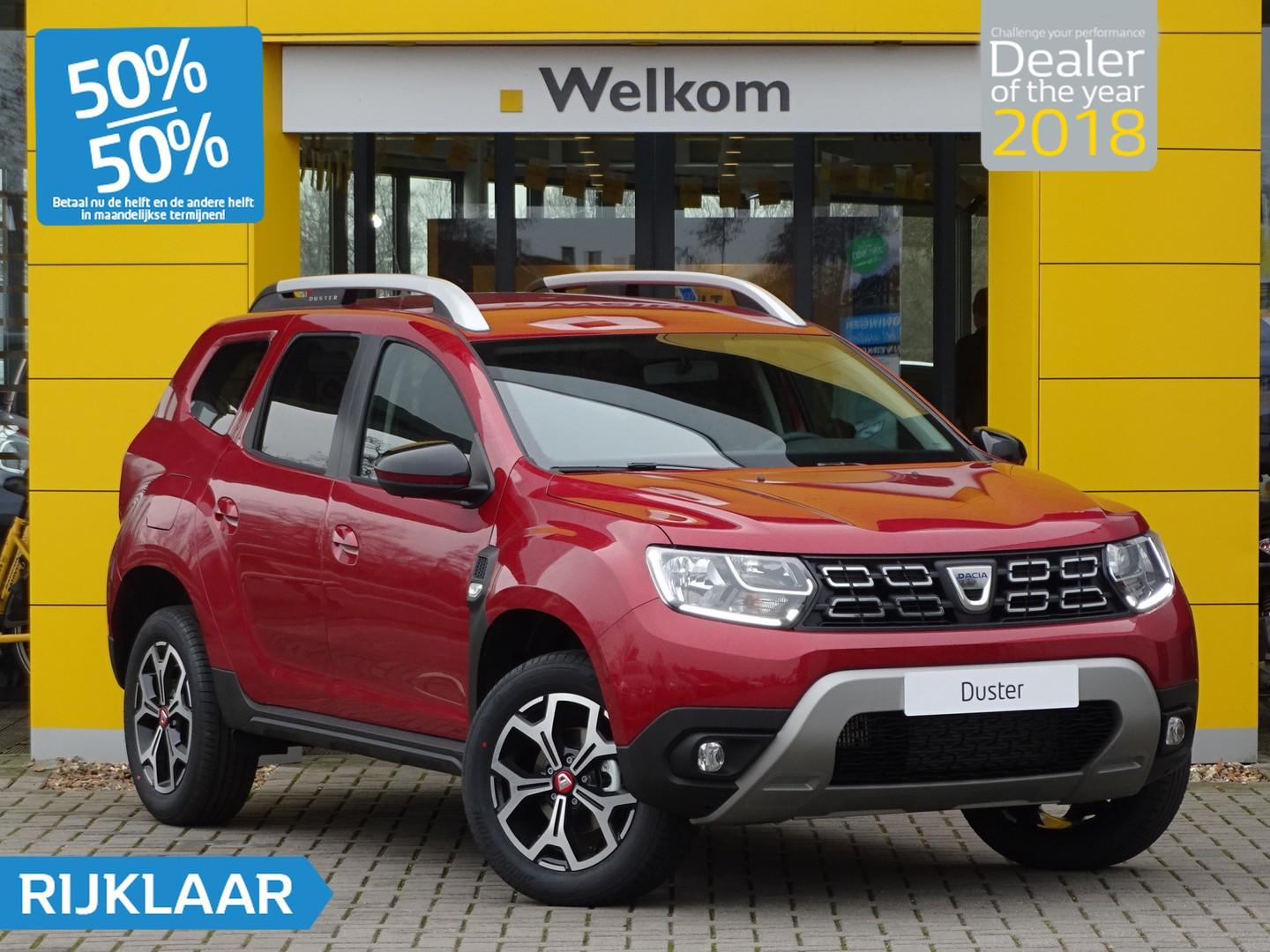 Dacia Duster Tce 130pk tech road private lease prijs