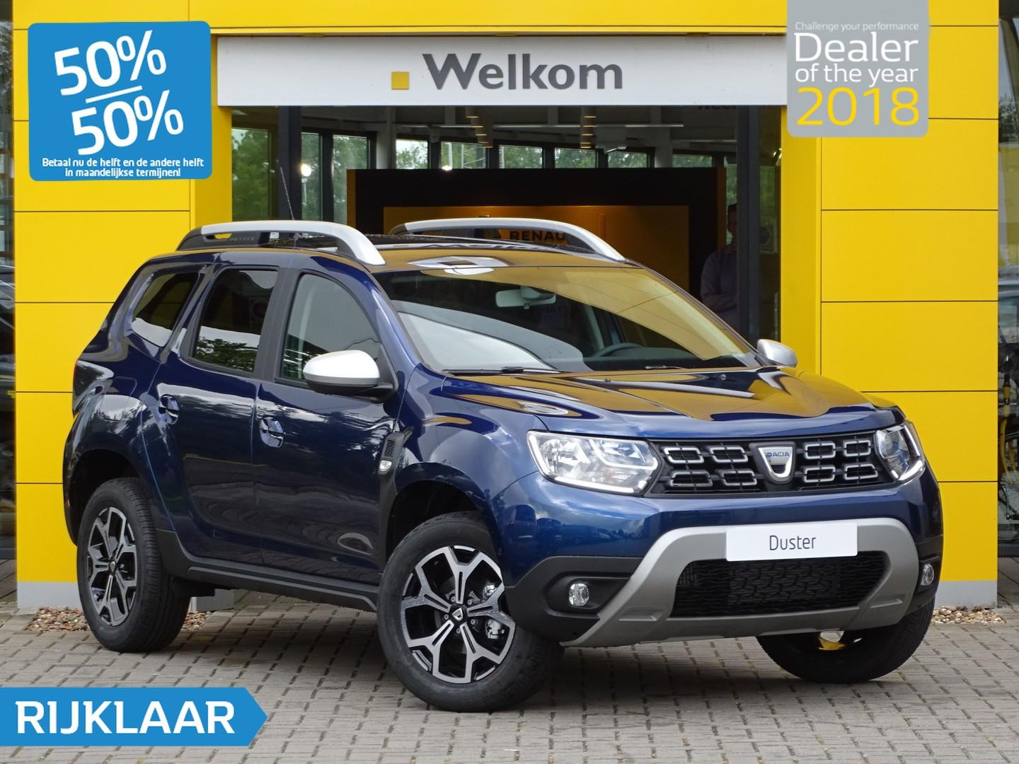 Dacia Duster Tce 130pk prestige private lease prijs