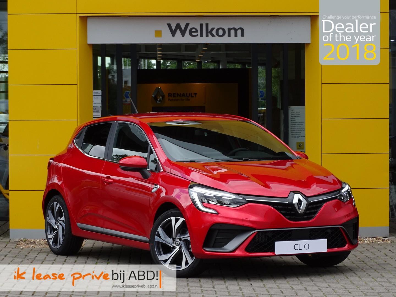Renault Clio Tce 100pk r.s. line private lease prijs