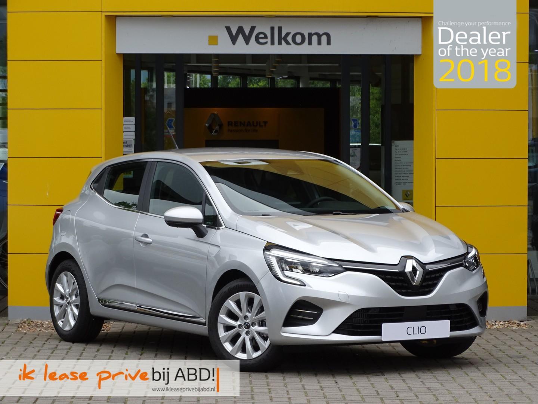 Renault Clio Tce 100pk intens private lease prijs