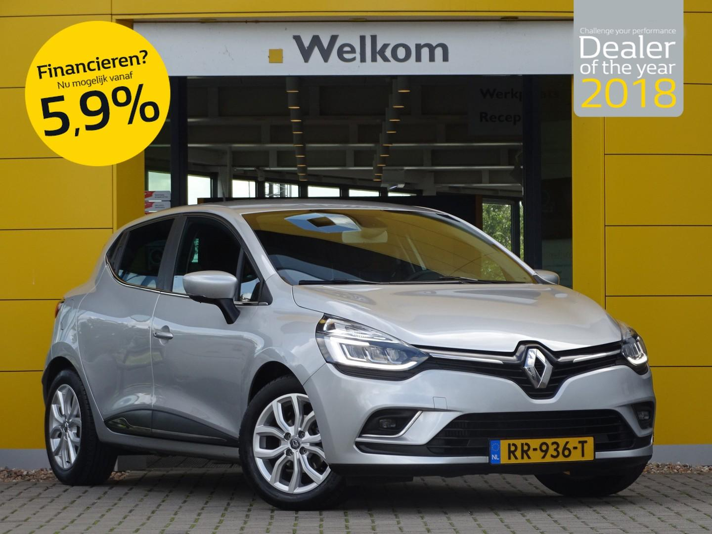 Renault Clio 0.9 tce intens
