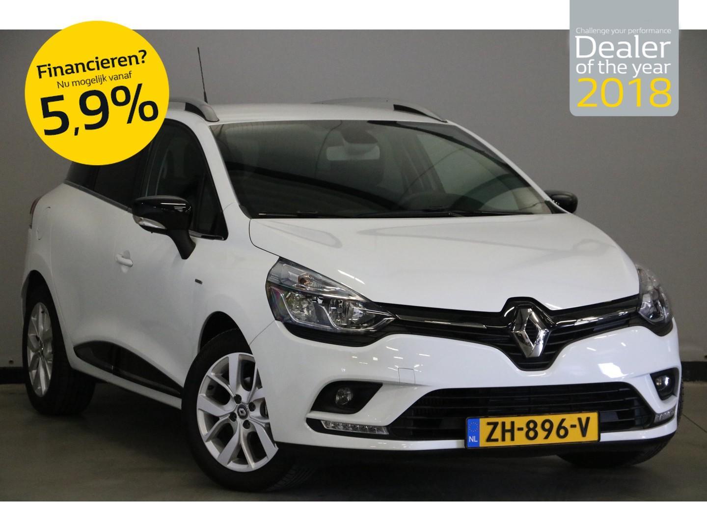Renault Clio Estate 1.5 dci 90pk limited