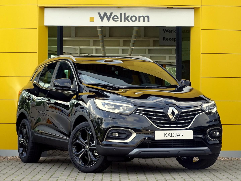Renault Kadjar 160 tce edc automaat black edition