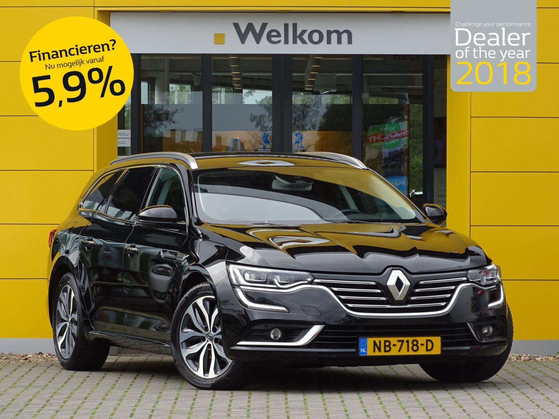 Renault Talisman estate 1.5 dci edc/automaat intens