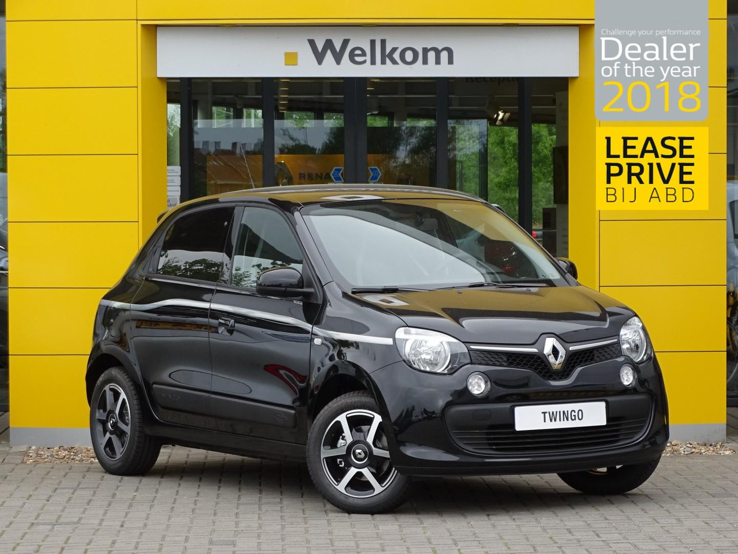 Renault Twingo Sce 70pk limited private lease