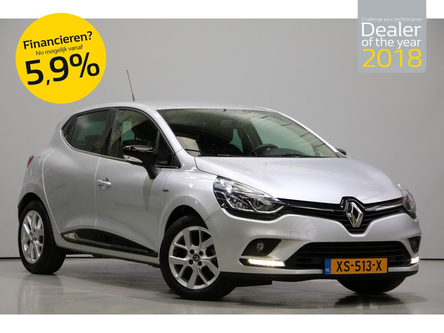 Renault Clio Tce 90pk limited
