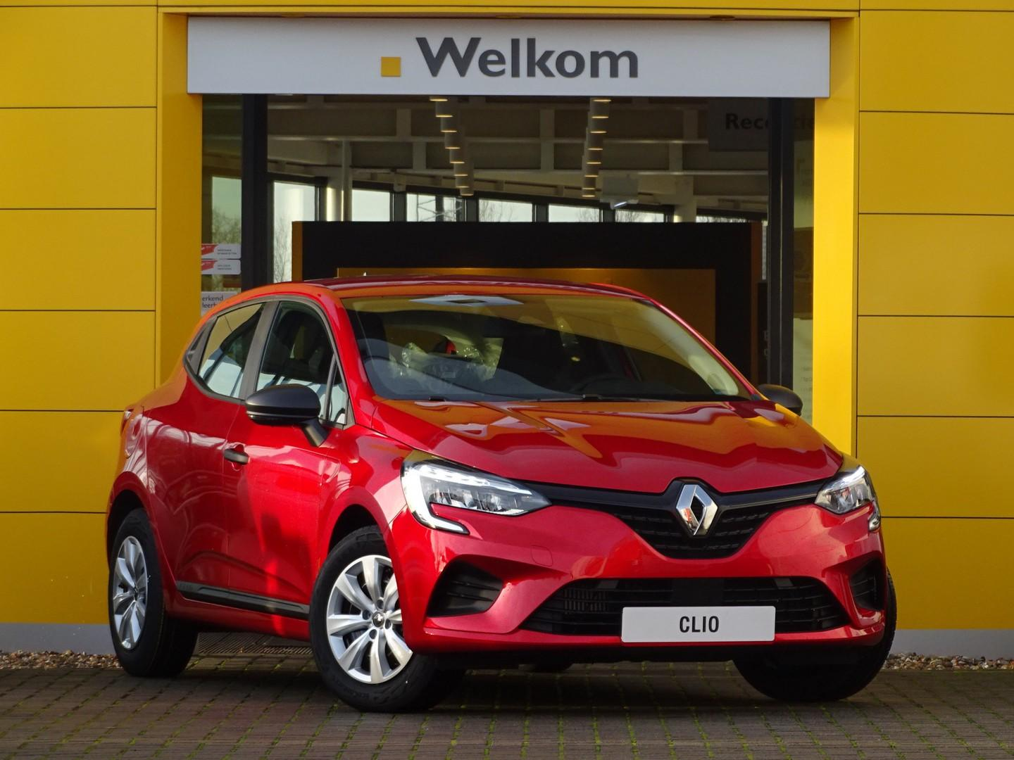 Renault Clio 1.0 tce life