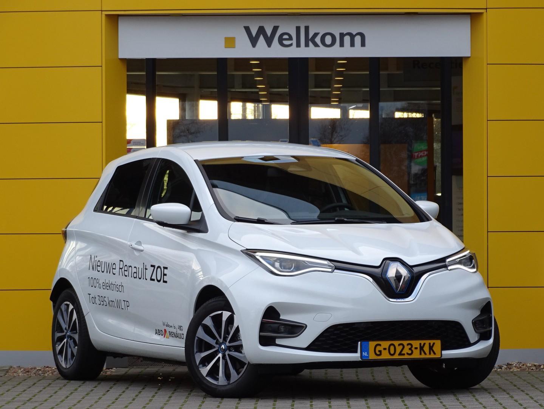 Renault Zoe R135 zen 50 / 4% bijtelling / mia toepasbaar!