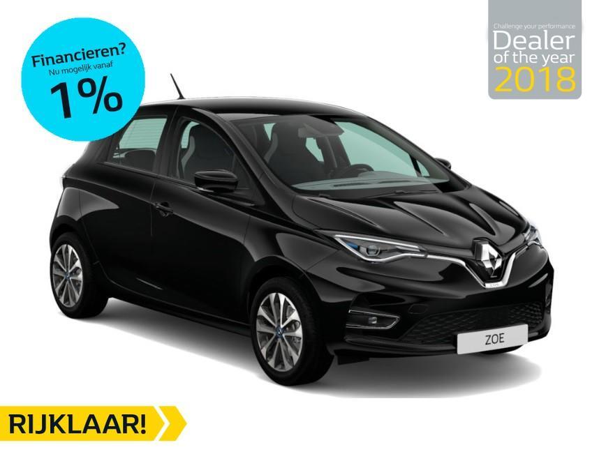 Renault Zoe R135 zen 50 / 31-12-2019 / 4% bijtelling / mia toepasbaar!