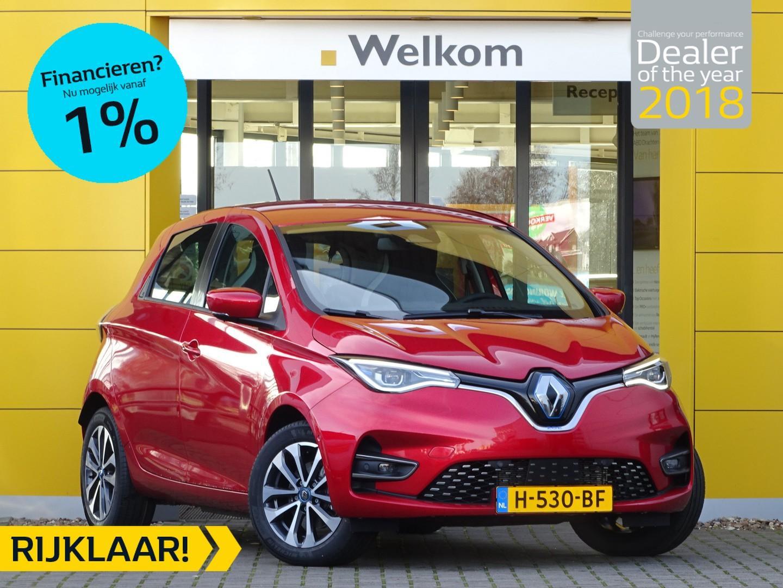Renault Zoe R135 intens 50 / 31-12-2019 / 4% bijtelling / mia toepasbaar!