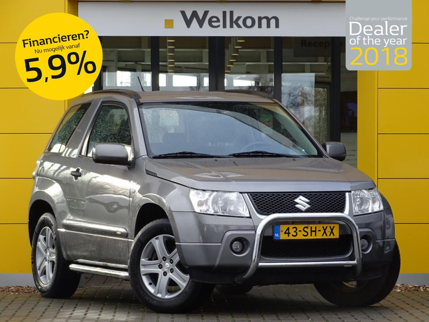 Suzuki Grand vitara 1.6-16v exclusive awd