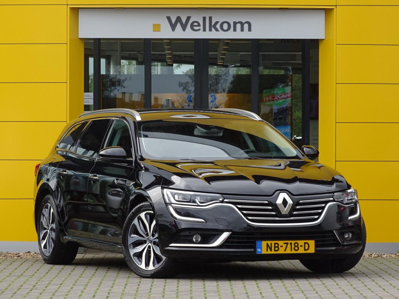 Renault Talisman estate 1.5 dci edc/automaat intens internetaanbieding