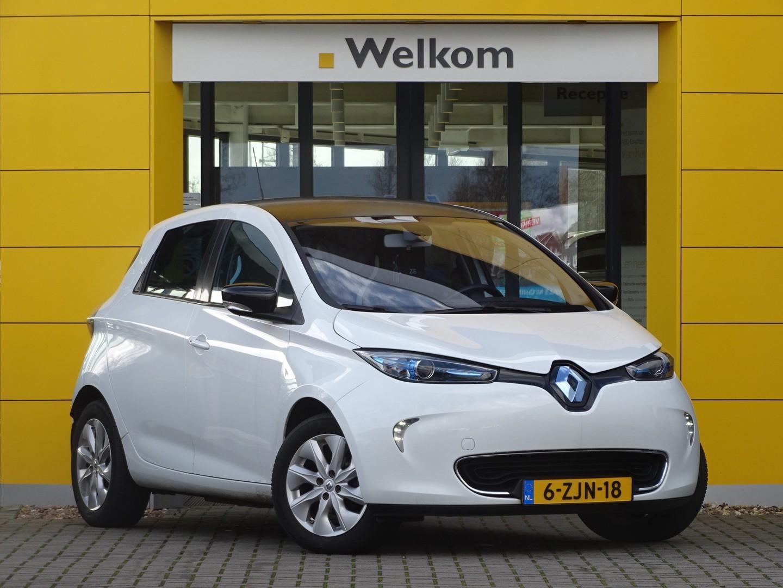 Renault Zoe Q210 zen quickcharge 22 kwh batterijkoop