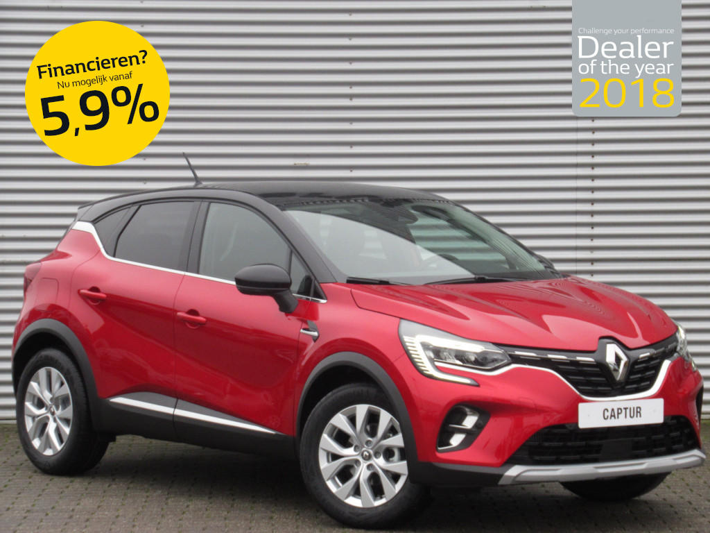 Renault Captur 1.0 tce bi-fuel intens