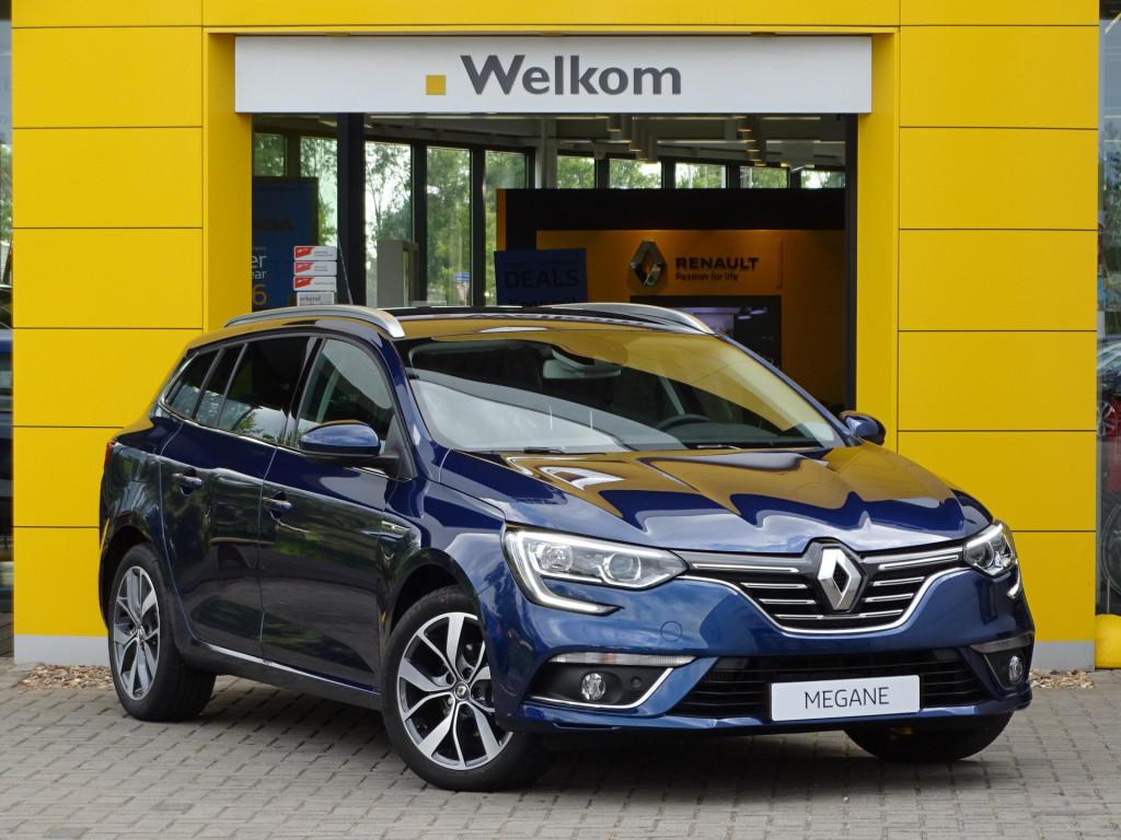 Renault Mégane Estate tce 140pk bose